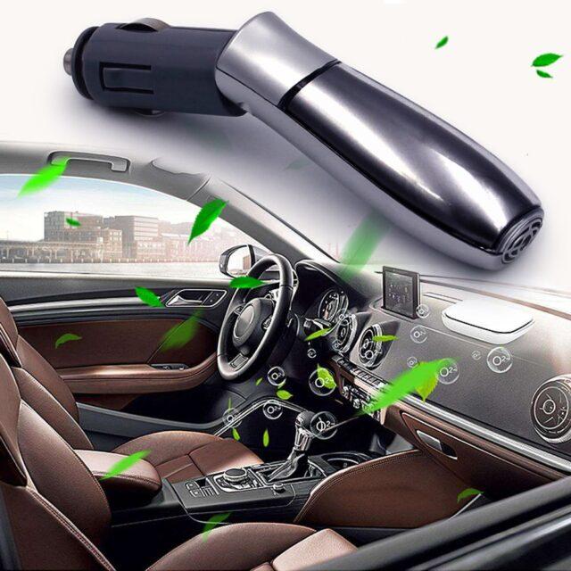Автомобильный ионизатор-очиститель воздуха