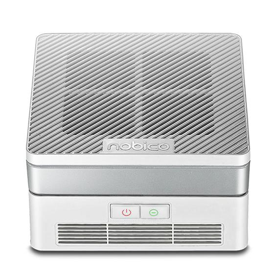 Автомобильный ионизатор очиститель воздуха NOBICO