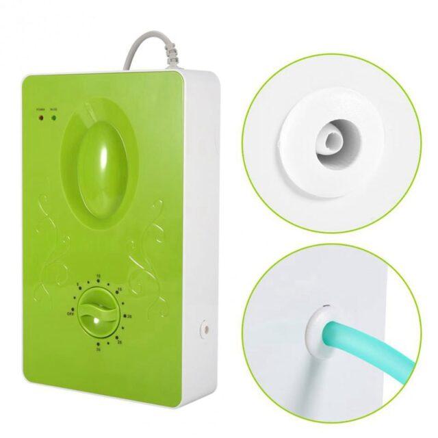 Озоновый дезинфектор для воздуха, воды и продуктов Green Power-101