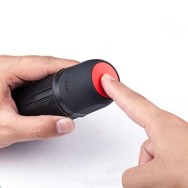 Портативная кварцевая лампа для дезинфекции вещей, поверхностей и небольших помещений