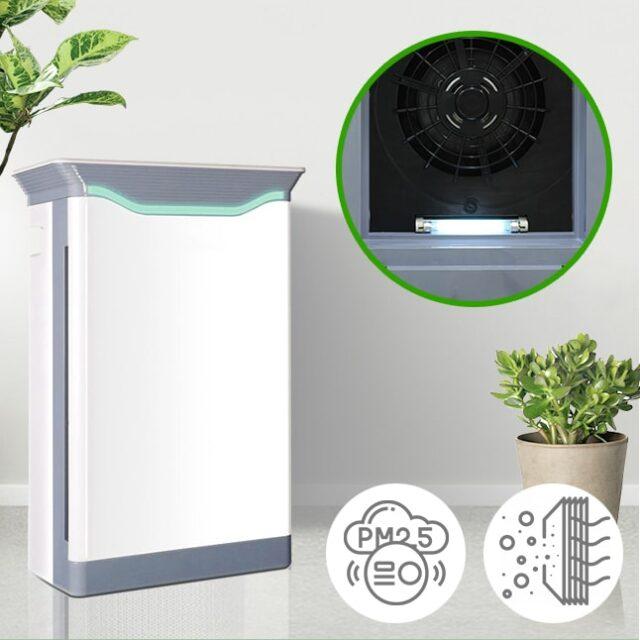Кварцевый очиститель воздуха для дома